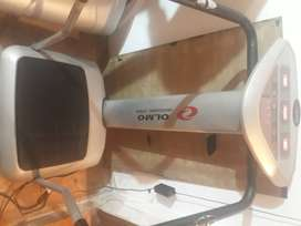 Plataforma Vibradora OLMO FIT 55 PROFESIONAL Impecable!!