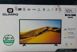 "Televisor LED Olimpo 40"" FHD"