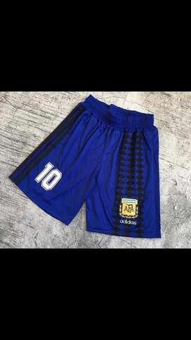 Short azul 94 maradona s al xxl