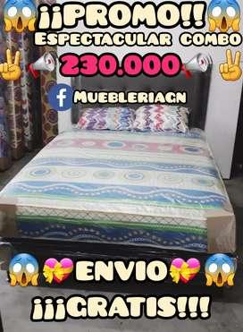 ALCOBA ENVÍO GRATIS 230