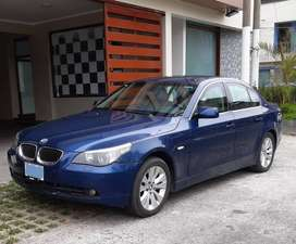 BMW 545i LIMOUSINE 2004 - BLINDADO NIVEL 6