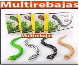 Nueva Serpiente De Juguete A Control Remoto