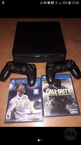Vendo Playstation 4 Slim ( 1 Tb )