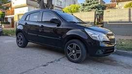 Chevrolet Agile LTZ 2010 Vendo-Permuto Mayor menor valor