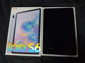 Tablet samsung galxy TAB s6 128g