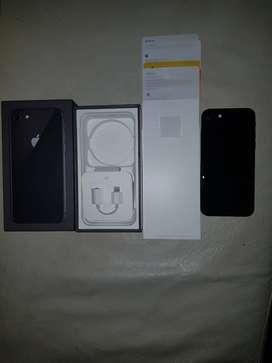 Iphone 8 menos de 3 meses de uso