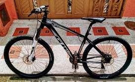 Bicicleta GW Alligator M 27.5, 24V