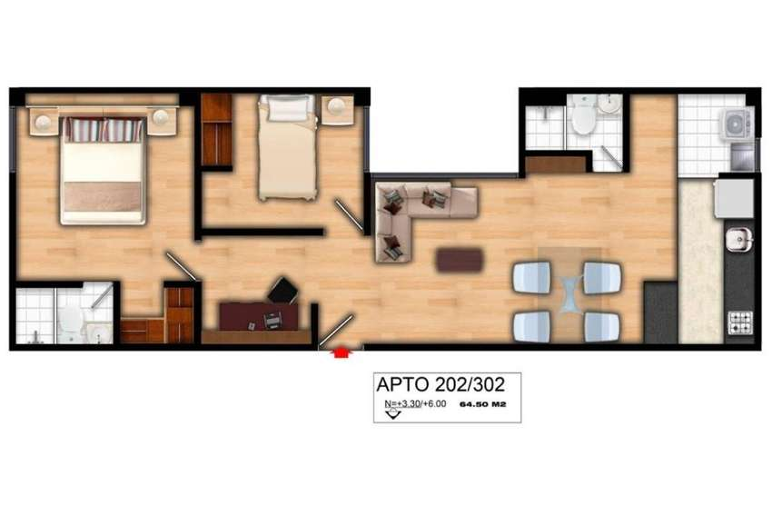 Vendo Apartamento Nuevo Fontibon Versalles 0