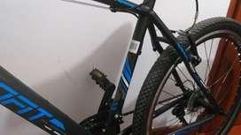 Vendo cambio bicicleta profit RIN 26 NUEVA FACTURA Y CARTA