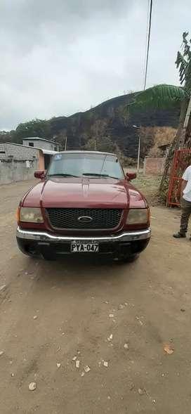 Vendo linda camioneta ford ranger 4x4