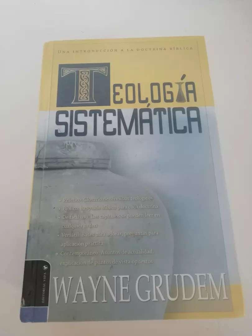 Teología Sistemática 0