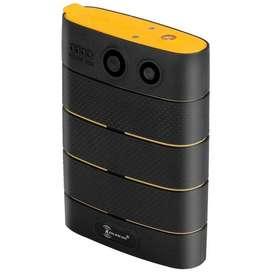 Bateria de Respaldo Powerbank KXD Ref. Max8 10400mAh A Prueba de Agua Certificación IP68