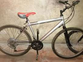Vendo bicicleta negociable