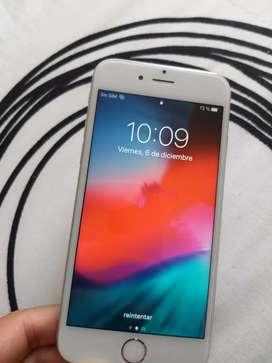 Iphone 6s con huella excelente estado ,liberado de todo como nuevo