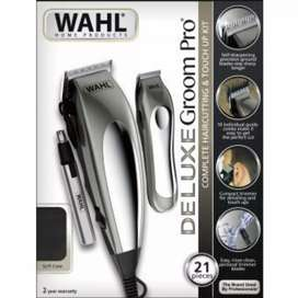 Kit Wahl Home Delux Groom Pro 21 Piezas W 7930536