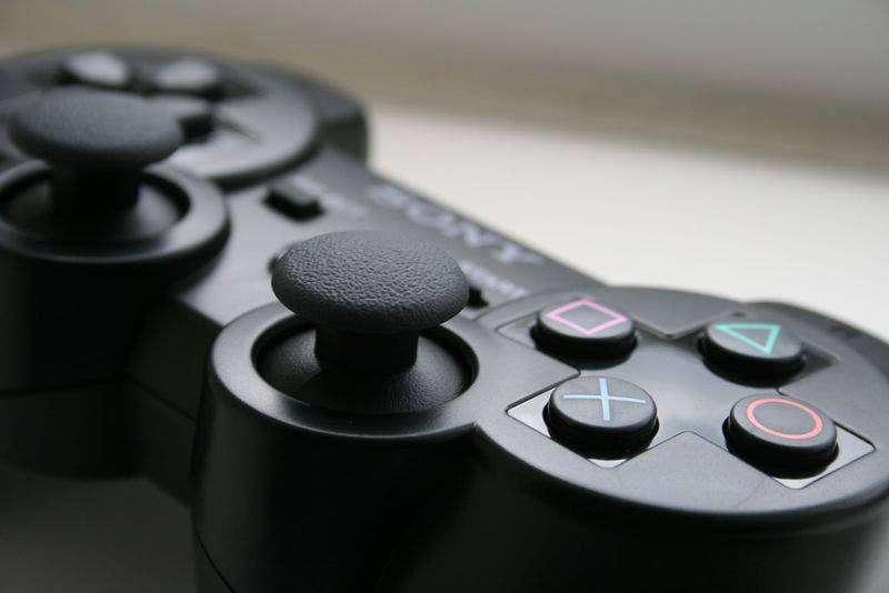 control PS3 con cable 0