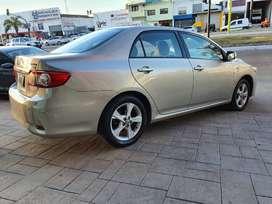 Toyota Corolla XEI pana 2012 Manual
