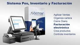 Software Pos, Inventario y Facturación