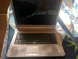 Vendo Laptop para Repuesto Sony Vaio