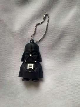 Memoria USB 64GB Darth Vader llavero