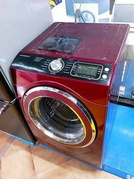 Lavadora secadora usada marca daewoo