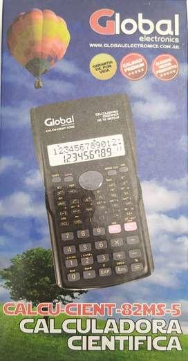 Calculadora científica escolar