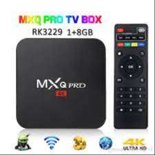 Tv Box convierte En Smart Tv 1gb Ram + 8gb Android Tv Box 4k HD