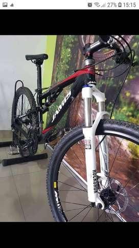 bicicleta jamis aro 26 doble