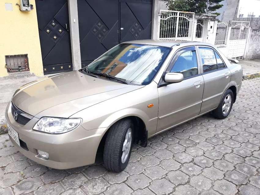 OPORTUNIDAD Mazda Allegro 1.6 FULL año 2008 0