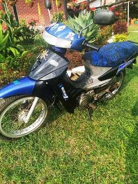 Moto viva 115