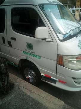 Vendo Camioneta FOTON Servicio Especial