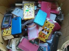 Lote de fundas de celulares