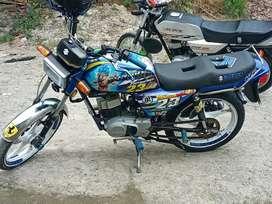 Suzuki Ax100 perfecto estado