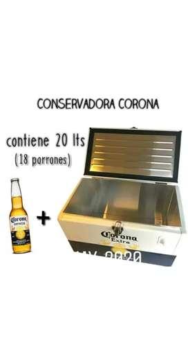 CONSERVADORAS CORONA Y BRAHMA