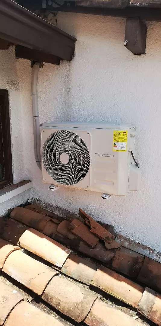 Instalación aire acondicionado 0