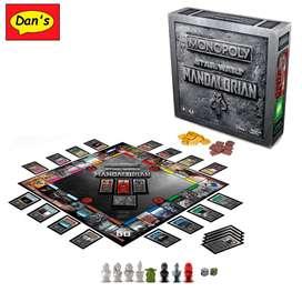 Monopolio del Mandalorian de Star Wars