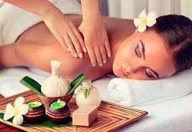 Masajes Terapeuticos y Descontracturantes Para Señoras