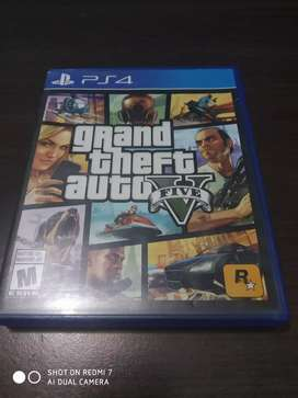 Grand Theft auto V GTA 5 para ps4