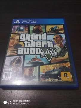Grand Theft auto V GTA 5 para ps4