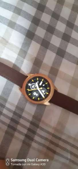 Samsung galaxy watch oro