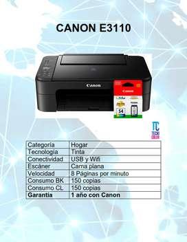 Impresoras Nuevas desde 180mil con un año de garantia solo en Tecnicol