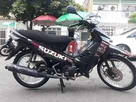 Suzuki best 125 al día 2019