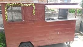 Se vende kiosko de estrenar en Ambato