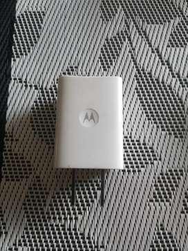 Cabeza cargador Motorola