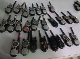 Radio De Comunicación Woki Toki Motorola