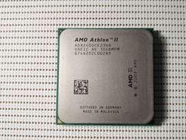 Procesador AMD Athlon II X 2 (240) a 2.80 GHz (2 Núcleos) AM2+ / AM3(+)