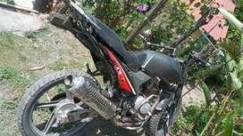 Vendo moto Ranger motor samurai 150