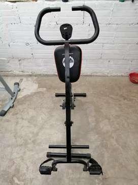 Vendo bicicleta para hacer ejercicio
