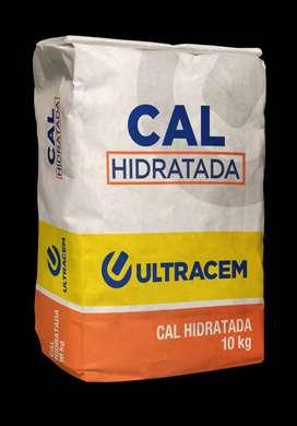 CAL HIDRATADA ULTRACEM   10 KILOS