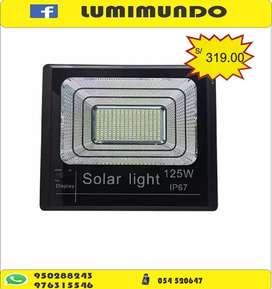 Reflector solar 125w